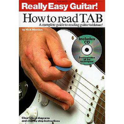 HOW TO READ TAB (REALLY EASY GUITAR)