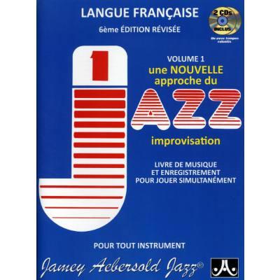 une-nouvelle-approche-du-jazz-improvisation-1-ein-neuer-weg-zur-jazz-improvisation-1