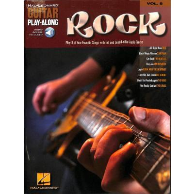 ROCK GUITAR PLAY ALONG