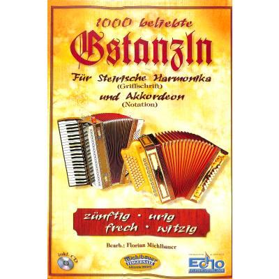 1000-beliebte-gstanzln-fuer-steirische-harmonika-und-akkordeon