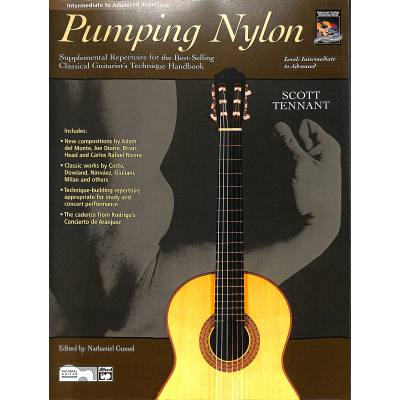 Pumping nylon - intermediate to advanced level