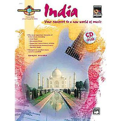 INDIA - YOUR PASSPORT TO A NEW WORLD OF MUSIC