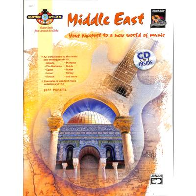 MIDDLE EAST - YOUR PASSPORT TO A NEW WORLD OF MUSIC