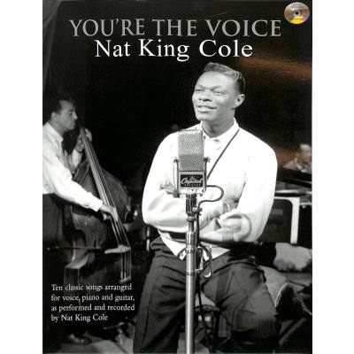 Faber Music Cole Nat King - You´re The Voice + Cd Pvg jetztbilligerkaufen