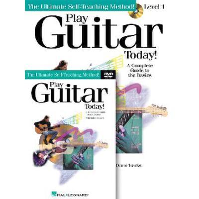 Play guitar today 1
