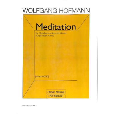Meditation hofmann wolfgang nb7467 for Wolfgang hieber