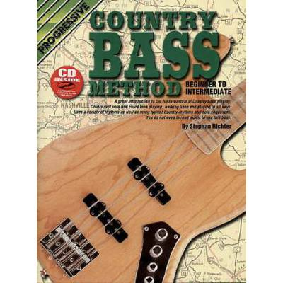 Progressive country bass method