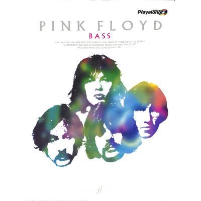 Faber Music Pink Floyd - Authentic Bass Playalong + 2cds jetztbilligerkaufen