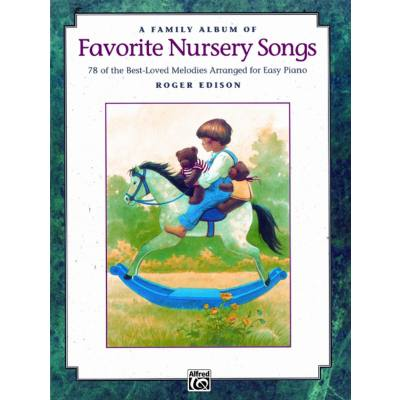 FAMILY ALBUM OF FAVORITE NURSERY SONGS