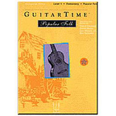 GUITAR TIME - POPULAR FOLK