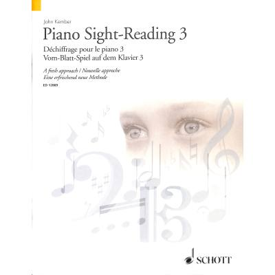 PIANO SIGHT READING 3 - broschei