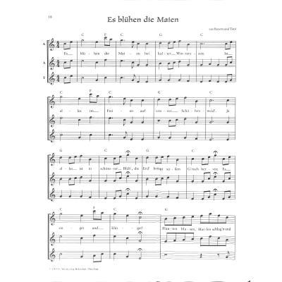 Verschiedene Weihnachtslieder.Jede Menge Weihnachtslieder Trios Für Verschiedene