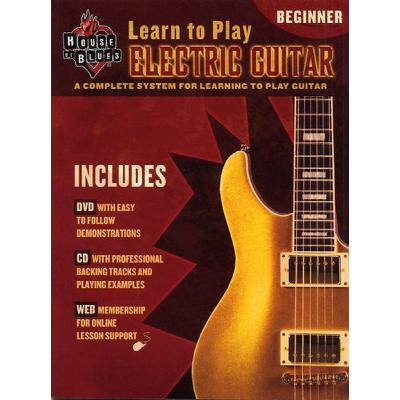 LEARN TO PLAY ELECTRIC GUITAR - BEGINNER