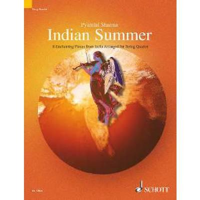 INDIAN SUMMER - 8 STUECKE AUS INDIEN jetztbilligerkaufen