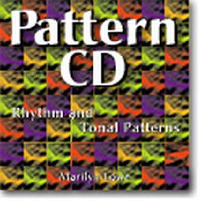 Pattern Cd - Rhythm And Tonal Patterns