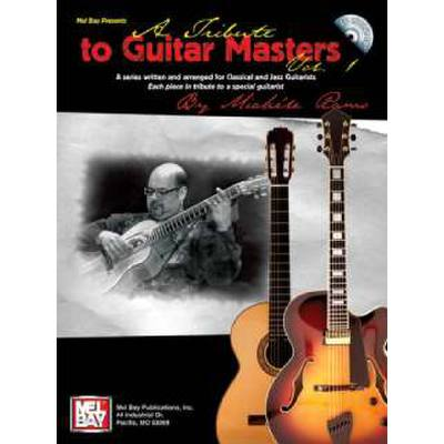A TRIBUTE TO GUITAR MASTERS