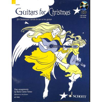 GUITARS FOR CHRISTMAS - broschei