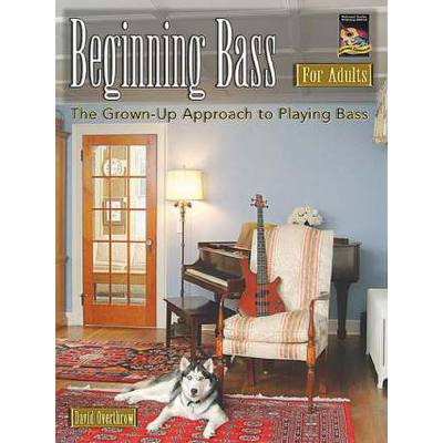 Beginning bassfor adults