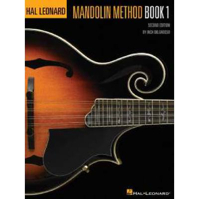 MANDOLIN METHOD 1 - SECOND EDITION