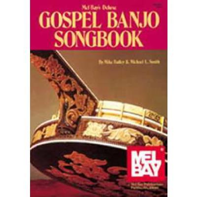 DELUXE GOSPEL BANJO SONGBOOK
