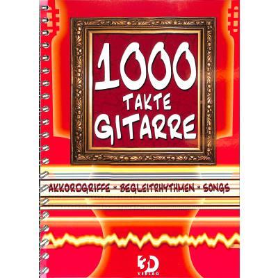 1000 Takte Gitarre