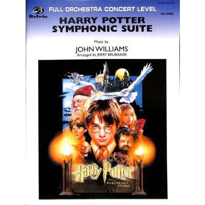 HARRY POTTER AND THE SORCERER'S STONE - SYMPHONIC SUITE