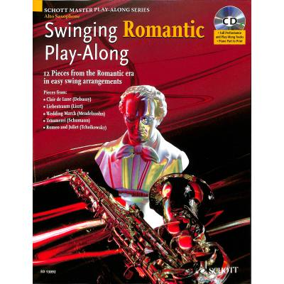 SWINGING ROMANTIC PLAY ALONG