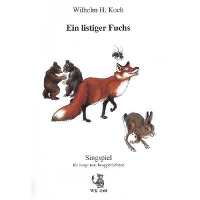 Ein Listiger Fuchs