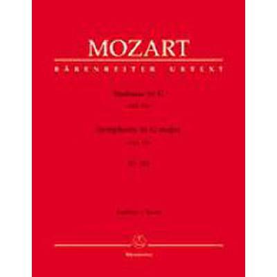 Sinfonie G-Dur KV 124