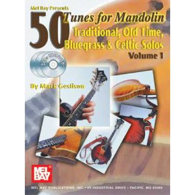 50 TUNES FOR MANDOLIN 1