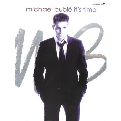 Faber Music Buble Michael - It´s Time Pvg jetztbilligerkaufen