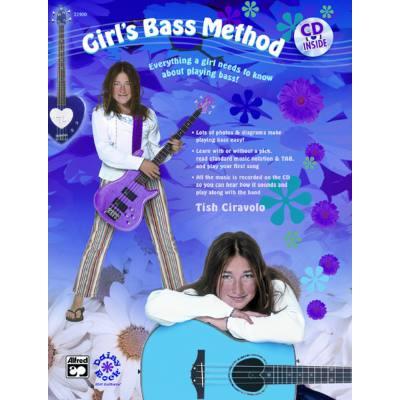 Girl's bass method