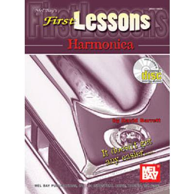 FIRST LESSONS - HARMONICA