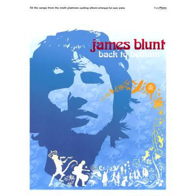 Faber Music Blunt James - Back To Bedlam Pvg jetztbilligerkaufen