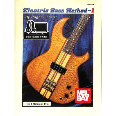 Electric bass method 1