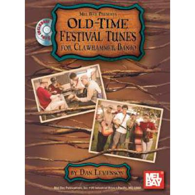 Old time festival tunes for clawhammer banjo