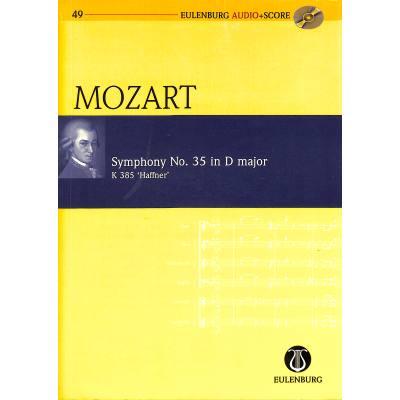 Sinfonie 35 D-Dur KV 385 (Haffner)