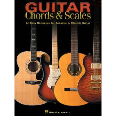 GUITAR CHORDS + SCALES