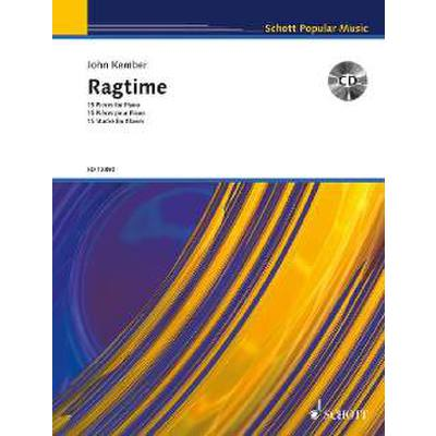 RAGTIME - 15 PIECES - broschei