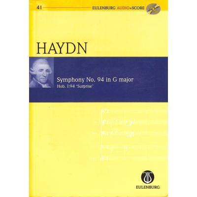 Sinfonie 94 G-Dur Hob 1/94 (Paukenschlag)