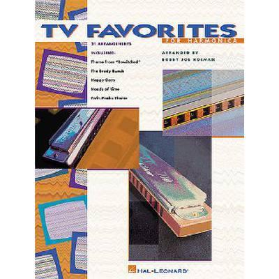 tv-favorites-for-harmonica