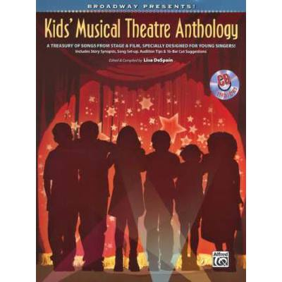 Kids´ musical theatre anthology