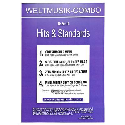 weltmusik-combo-119-hits-standards