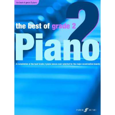 Faber Music Williams Anthony - Best Of Piano Grade 2 - broschei
