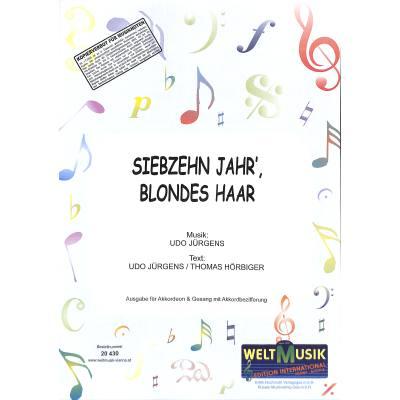 17-jahr-blondes-haar