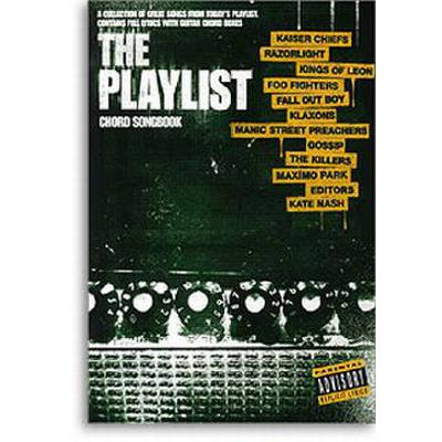 THE PLAYLIST CHORD SONGBOOK