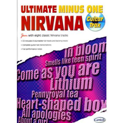 ULTIMATE MINUS ONE (GUITAR TRAX)