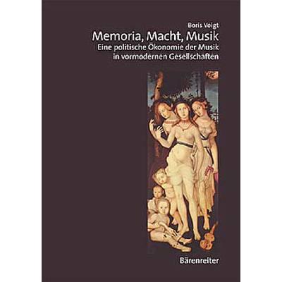 MEMORIA - MACHT - MUSIK