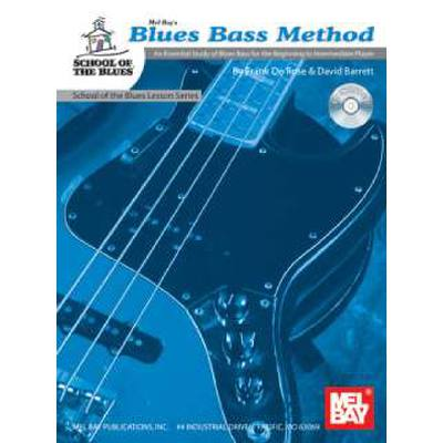 Blues bass method