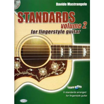 STANDARDS FOR FINGERSTYLE GUITAR 2